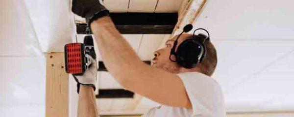 hauteur plafond standard
